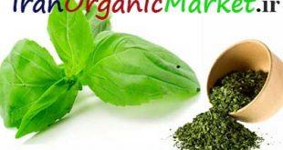 بازار محصولات طبیعی فروش سبزیجات