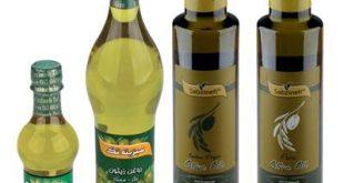روغن زیتون شیراز سبزینه